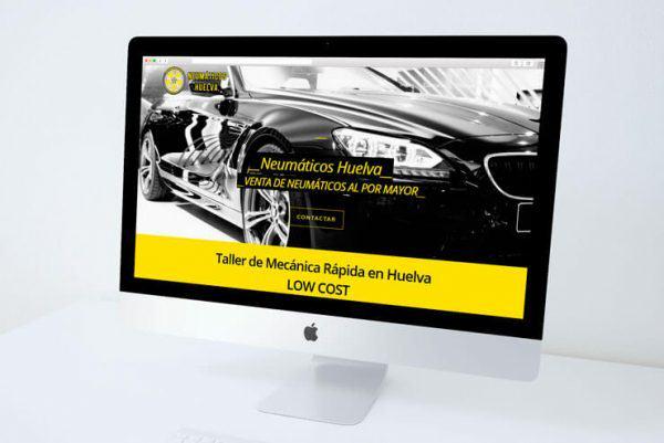 Neumáticos Huelva